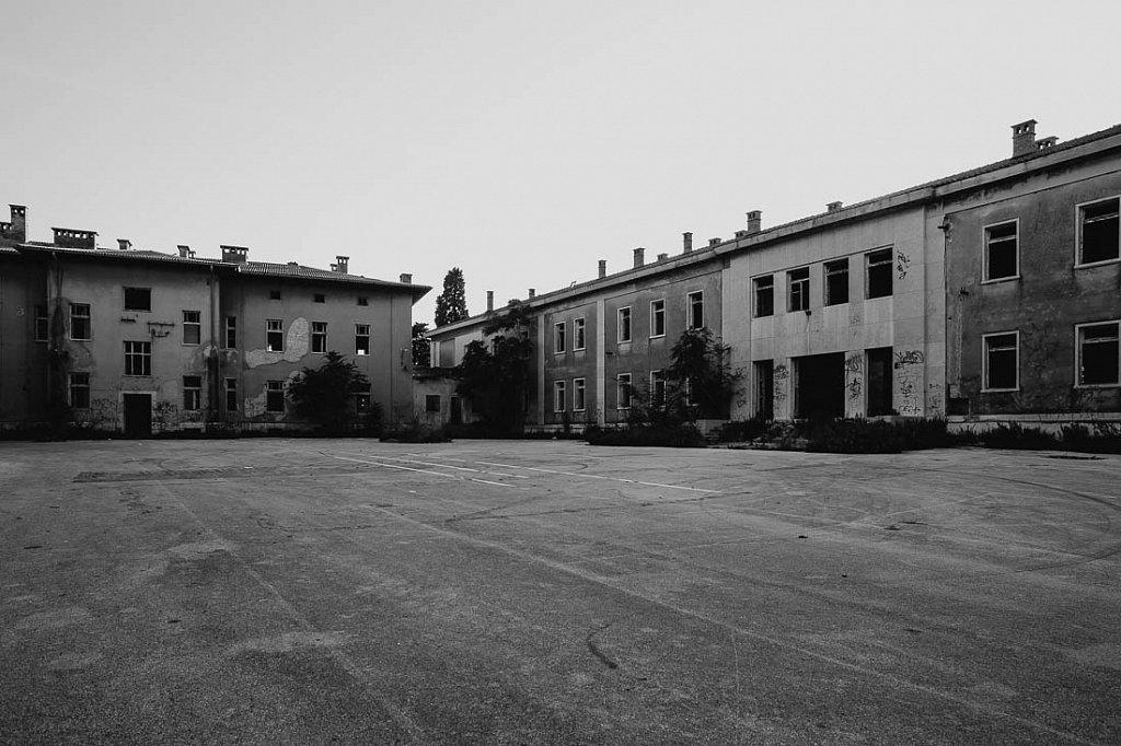 Militärhafen P.